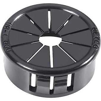 Presse-étoupe PB attache AF1000 Terminal Ø (max.) 19 mm Polyamide noir 1 PC (s)