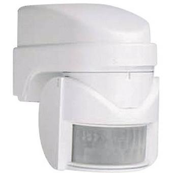 Friedland L210N WHI Wall, Surface-mount PIR motion detector 140 ° Relay White IP44