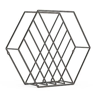 Umbra Zina Magazine Rack/Record Holder