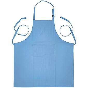 Judge Textiles, Apron, Blue