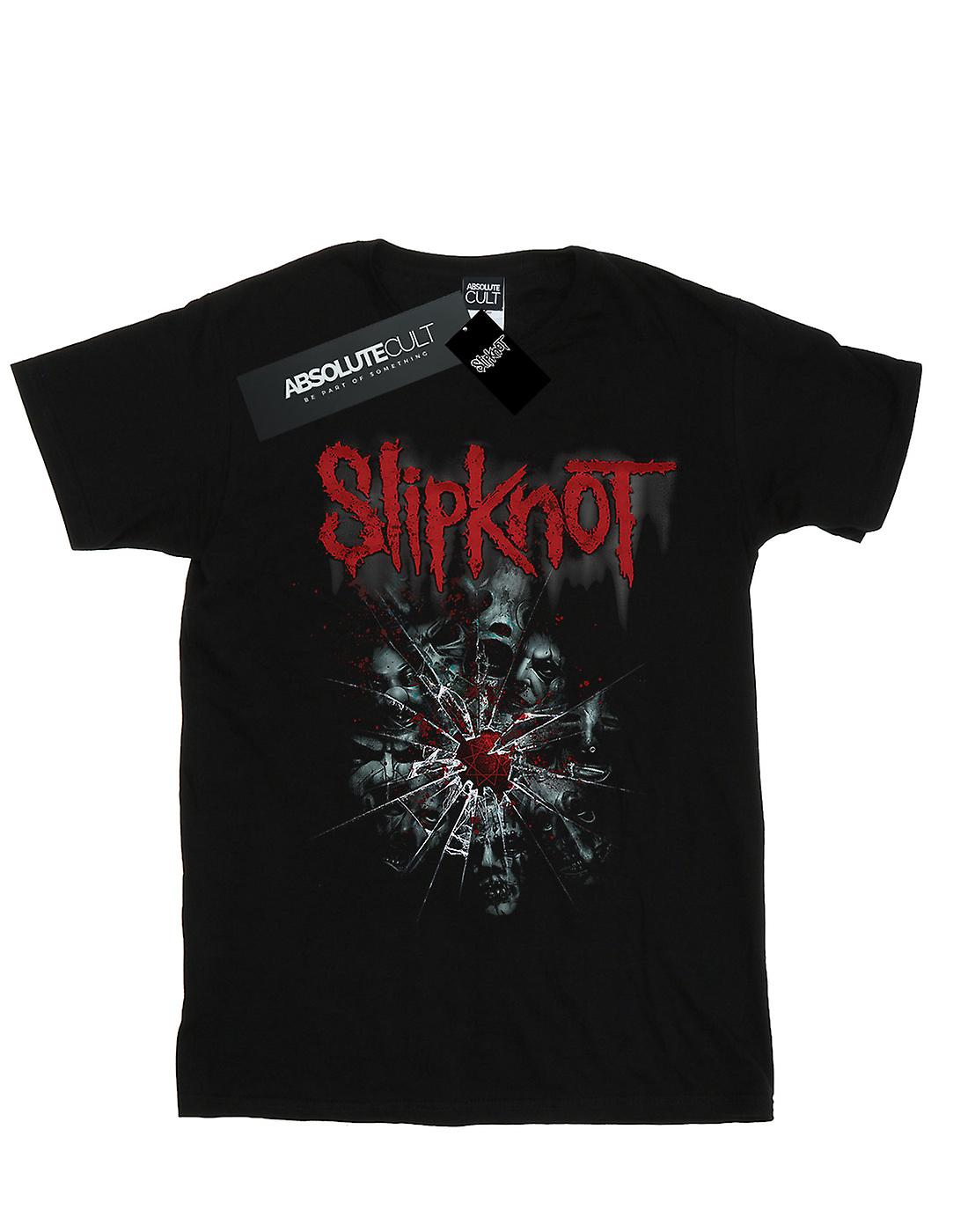 Slipknot Boys Shattered Glass T-Shirt