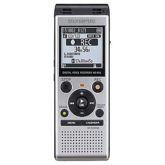 Olympus WS-852 Digital Voice Recorder 4GB built-in USB con Slot per Micro SD