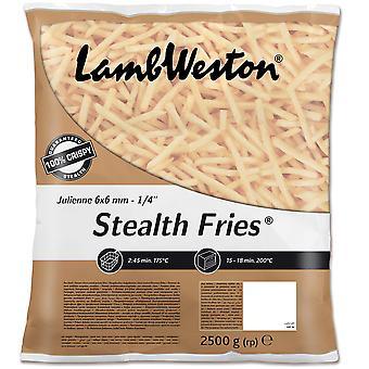 Lamb Weston Frozen Julienne Shoestring Stealth Fries