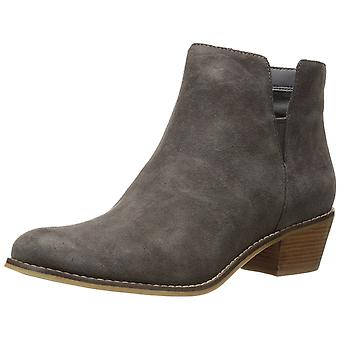 Cole Haan Womens abbot bootie Leather Almond Toe Ankle Fashion Boots