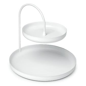 Umbra Poise Large Accessory Tray White