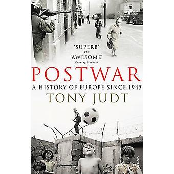 Postwar - A History of Europe Since 1945 by Tony Judt - 9780099542032
