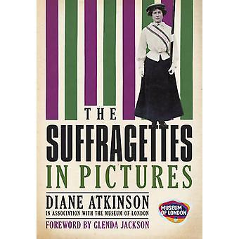 Die Suffragetten - In Bildern von Diane Atkinson - 9780752457963 Buch