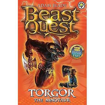 Torgor the Minotaur by Adam Blade - 9781846169977 Book