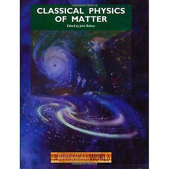 Physique classique de la matière