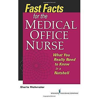 Faits en bref pour l'infirmière de cabinet médical: ce que vous avez vraiment besoin de savoir en quelques mots