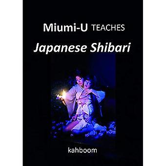 Miumi-U leert Japanse Shibari