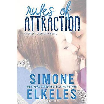 Règles de l'Attraction (chimie parfaite roman)