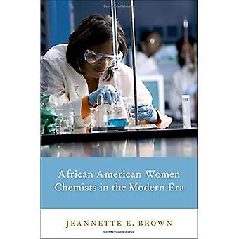 Femmes afro-américaines chimistes à l'époque moderne