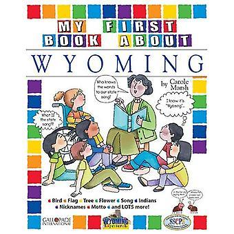 Il mio primo libro su Wyoming!