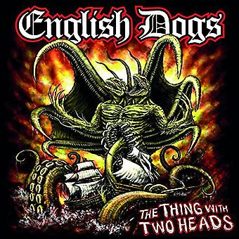 English Dogs - Thing with Two Heads [CD] USA import
