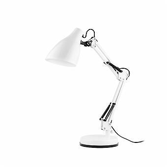 Faro - Gru White Desk Lamp FARO51916