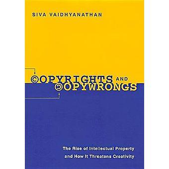 Direitos autorais e Cópias por Siva Vaidhyanathan