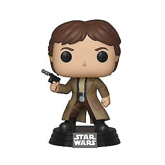 Funko POP Bobble Star Wars: Endor Han collectible figuur