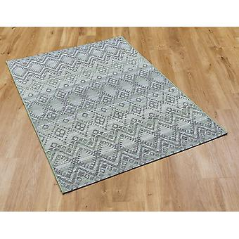 Brighton 98004 4019 Green  Rectangle Rugs Plain/Nearly Plain Rugs