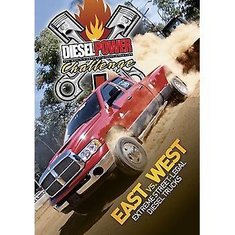 Diesel Power Challenge I [DVD] USA import