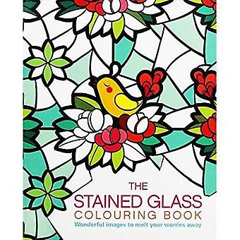 Stained Glass Colouring Book 2 by Arcturus Publishing - 9781784046309