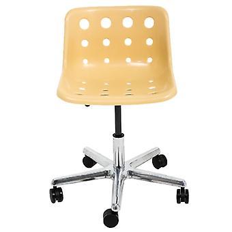 Loft Robin Day 5 Star Cappuccino Plastic Polo Chair