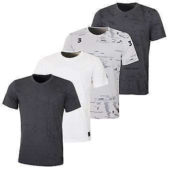 adidas Golf Hombres Adicross Camiseta Gráfica