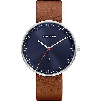 Relógio masculino-Jacob Jensen 276 estratos