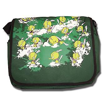 Messenger Bag - Höschen & Strumpf - Neue Chuck Schultasche lizenziert ge81115