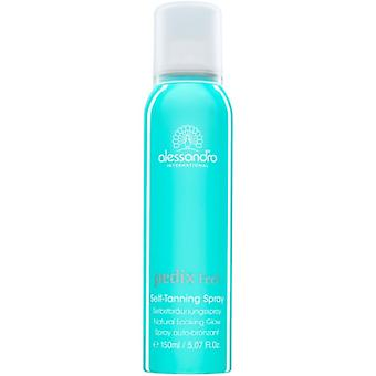 Alessandro Pedix Feet - Self-Tanning Spray 150ml