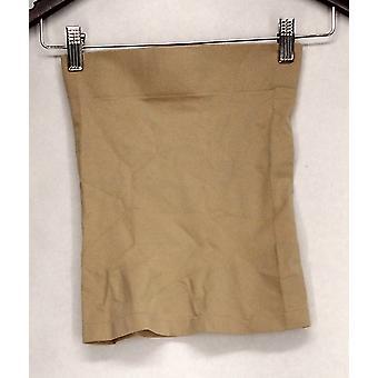 سليم & N رفع ارتفاع الخصر تمتد Knit Slim Shaper عارية البيج