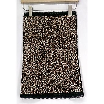 Slim 'N Lift Aire 3-In-1 Smoothing Leopard Print Shaper Black C410626