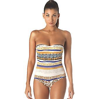 Parah swimwear swimsuit Anima Lier Brown