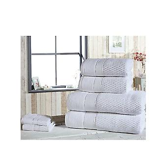 Royal Velvet 6 Piece Toalla Bale Blanco