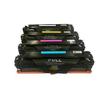 CB540 CART-316 CART-416 Series Generic Toner Set