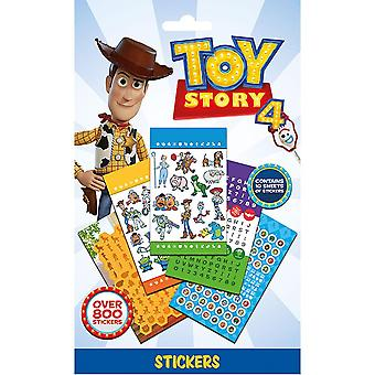 Toy Story 4 800 Piece Sticker Set