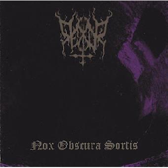 Rexor - Nox Obscura Sortis [CD] USA import