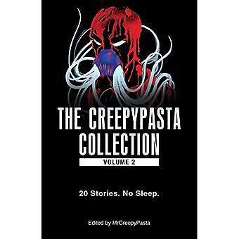 La colección de Creepypasta, volumen 2:20 historias. Ningún sueño.
