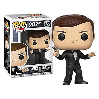 James Bond Roger Moore pop! Vinyl