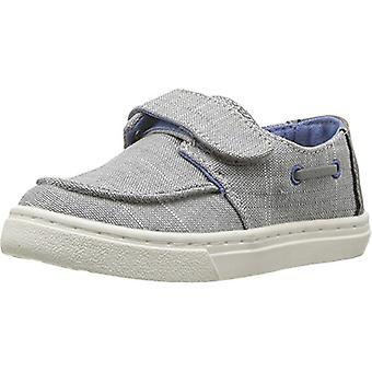 TOMS Kids Baby Boy's Culver (Infant/Toddler/Little Kid) Drizzle Grey Textured...