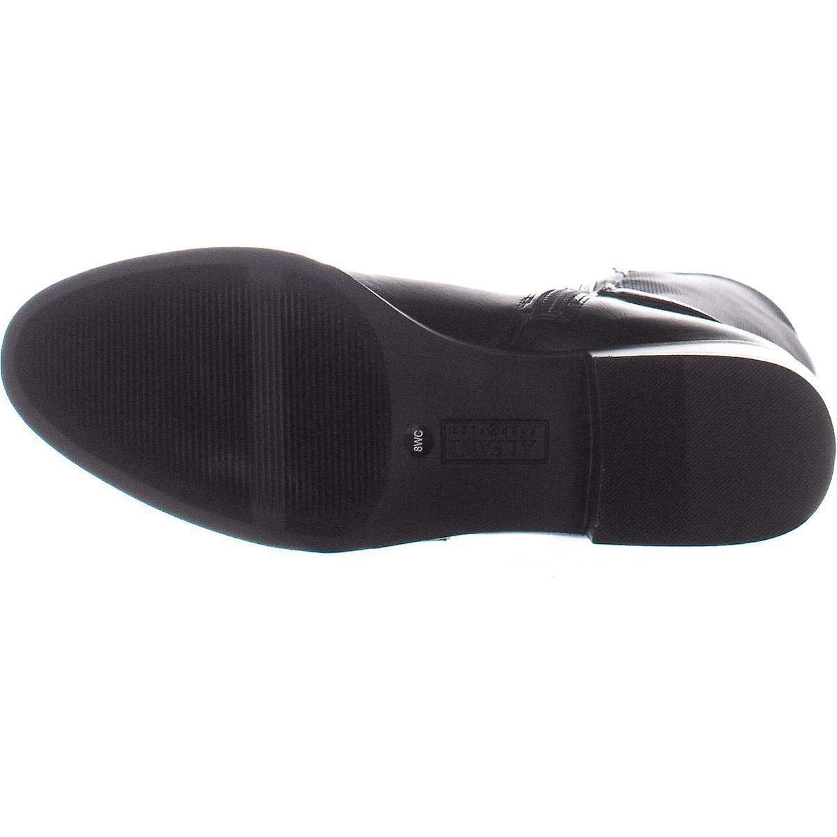 A35 Kallumm Wide Calf Knee High Boots, Czarny/Neo, 5 Stany Zjednoczone zmiNS