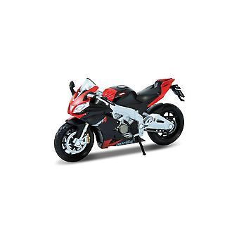 Welly Model Aprilia RSV 4 Factory Motorbike       1:18
