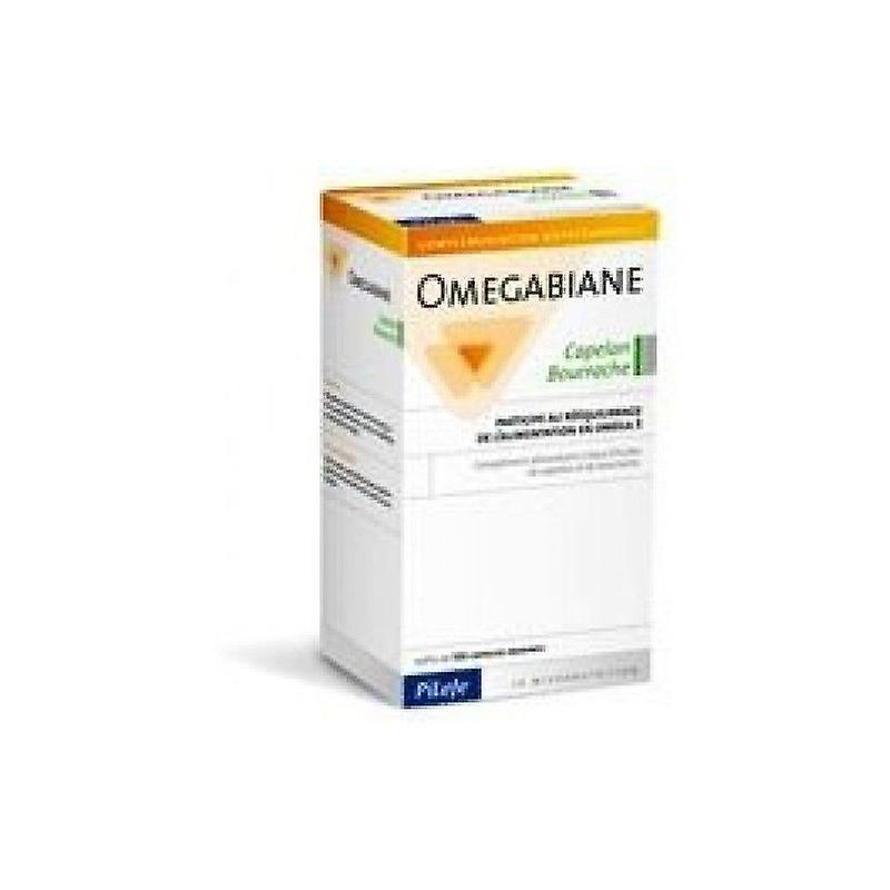 Pileje Omegabiane Capelan- Borraja 100 Cápsulas