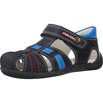 Pablosky sandalen 024526 mariene kleur