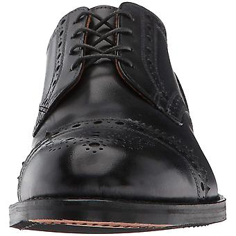 Allen Edmonds Men's Whitney Cap Toe with Perfing Detail Oxford