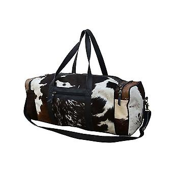 Moo Patch Overnight Bag