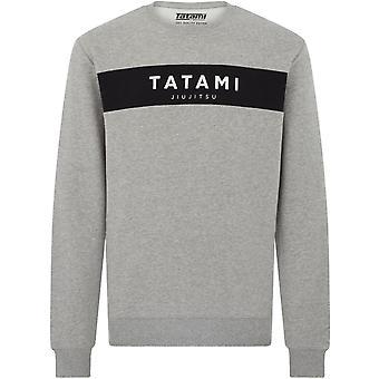 Tatami Fightwear Jiu-Jitsu Original Pullover Sweatshirt - Gris