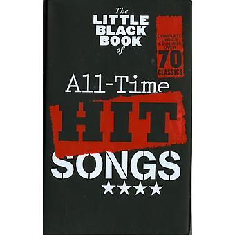 The Little Black Songbook  AllTime Hit Songs