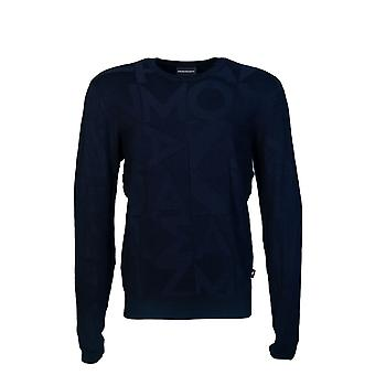 Emporio Armani Jumper Knitwear 6g1my8 1mpwz