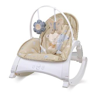 Lorelli baby rocker and chair ENJOY with vibration, music, adjustable backrest
